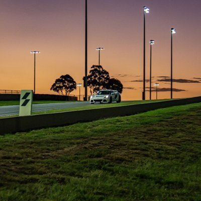 Simply Sports Cars Dealership in Australia running track nights at Eastern Creek