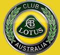 Club Lotus Australia Logo