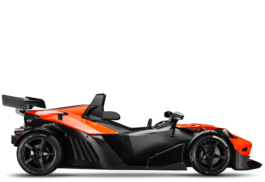 KTM X BOW R Track Pack for sale in Australia side profile