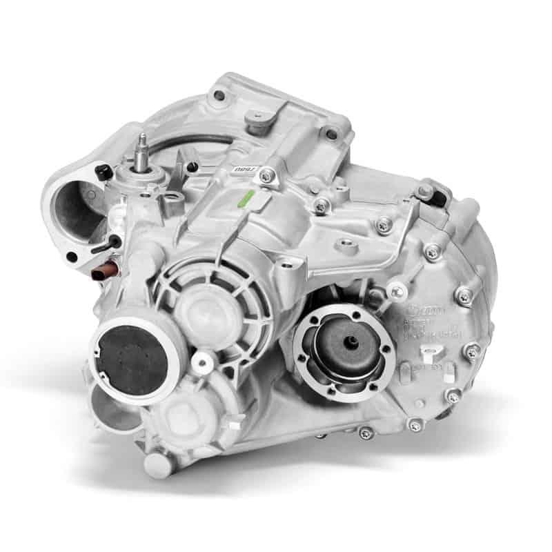 KTM X BOW sports car transmission