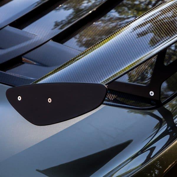 Lotus Exige aerodynamic design