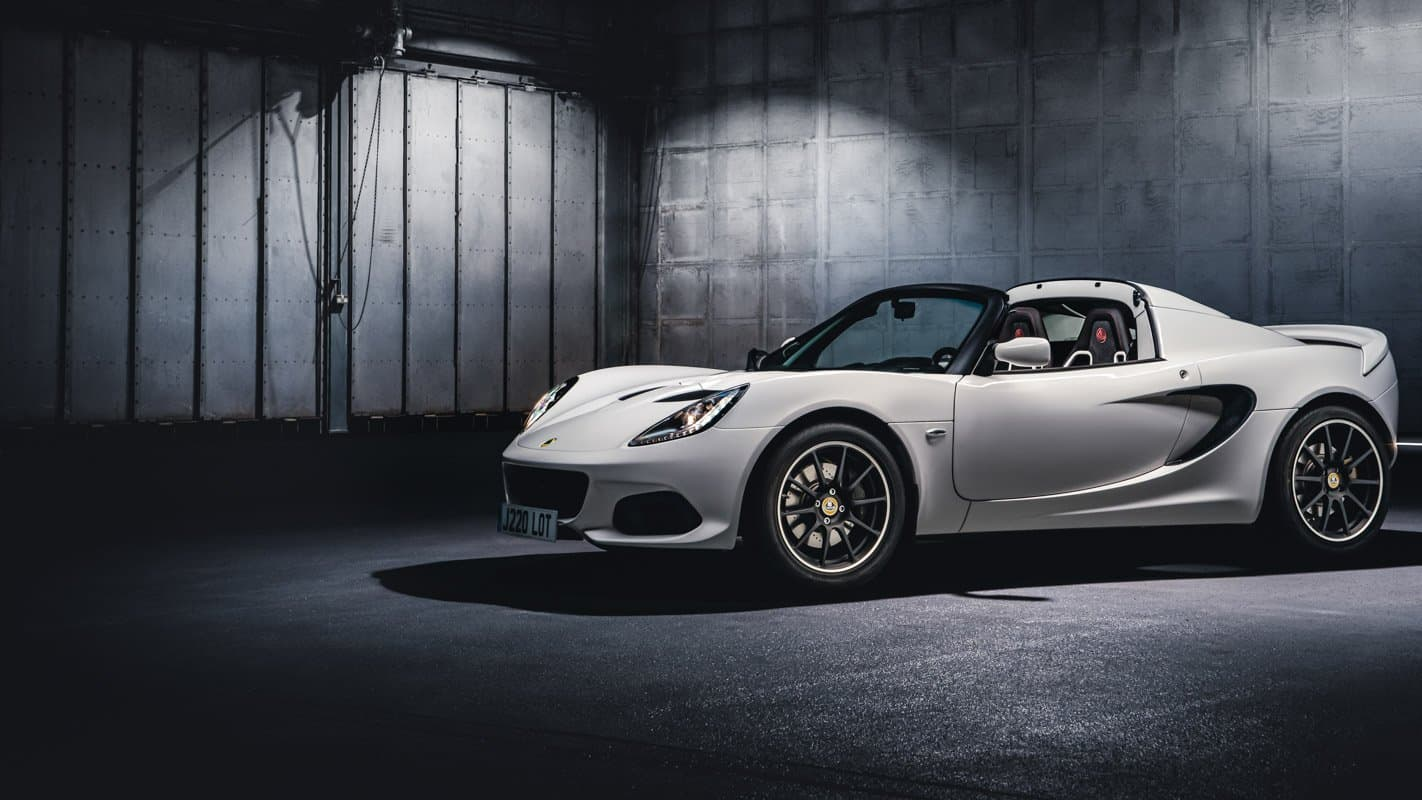 New Lotus Elise for sale from Simply Sports Cars dealership in Australia