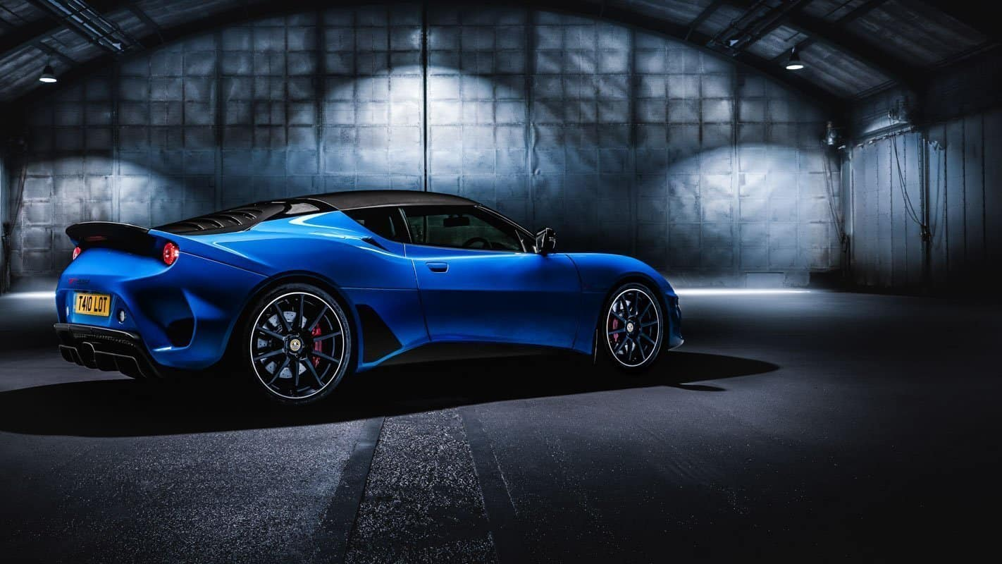 New Lotus Evora for sale from Simply Sports Cars dealership in Australia