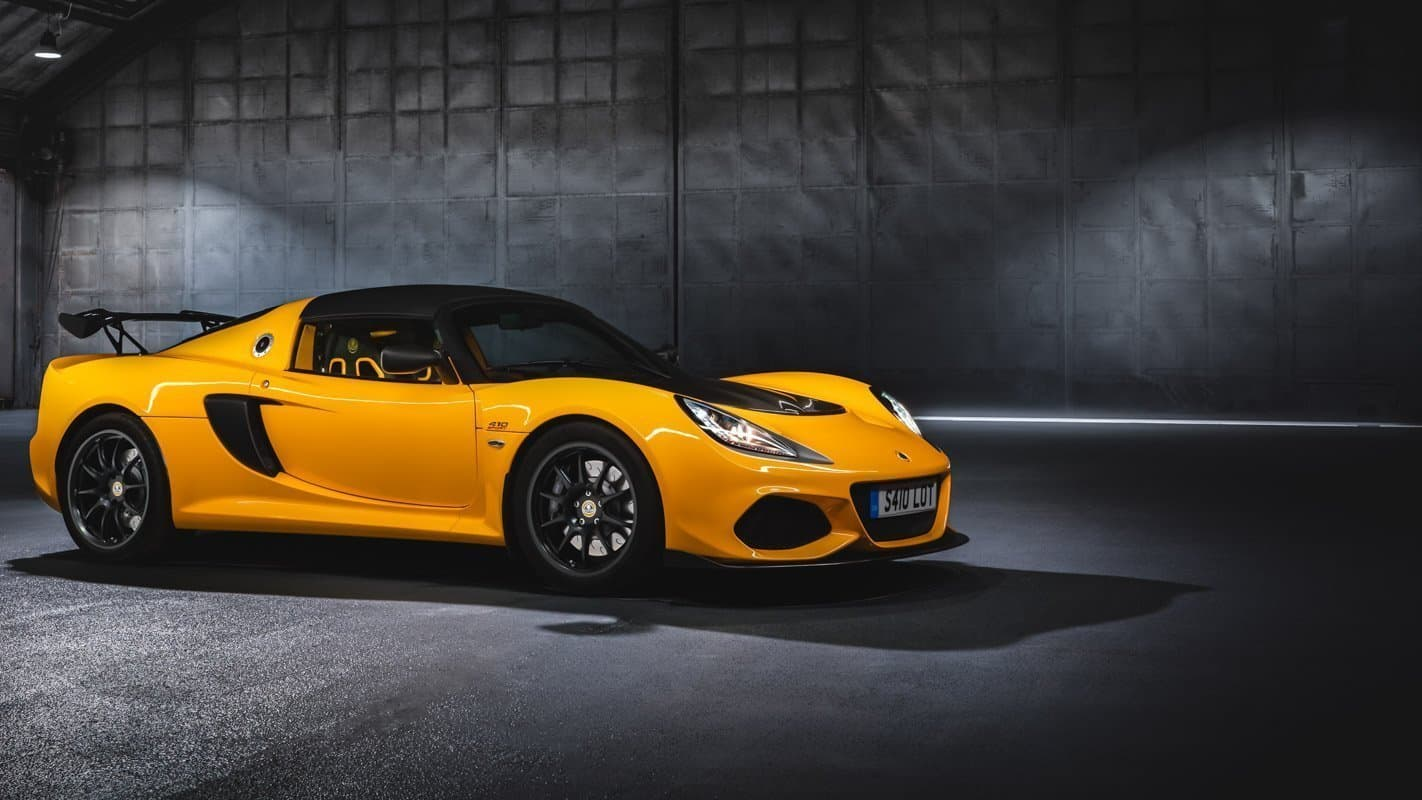 New Lotus Exige for sale from Simply Sports Cars dealership in Australia