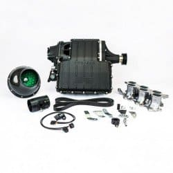 Simply Sports Cars Enginnering have designed a charge cooled TVS supercharger kit for the Lotus Exige V
