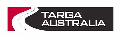 Targa Australia Championship Motorsport Series Logo