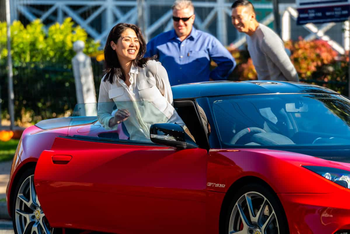 Test drive a Lotus Sports car in Australia in Sydney or Melbourne