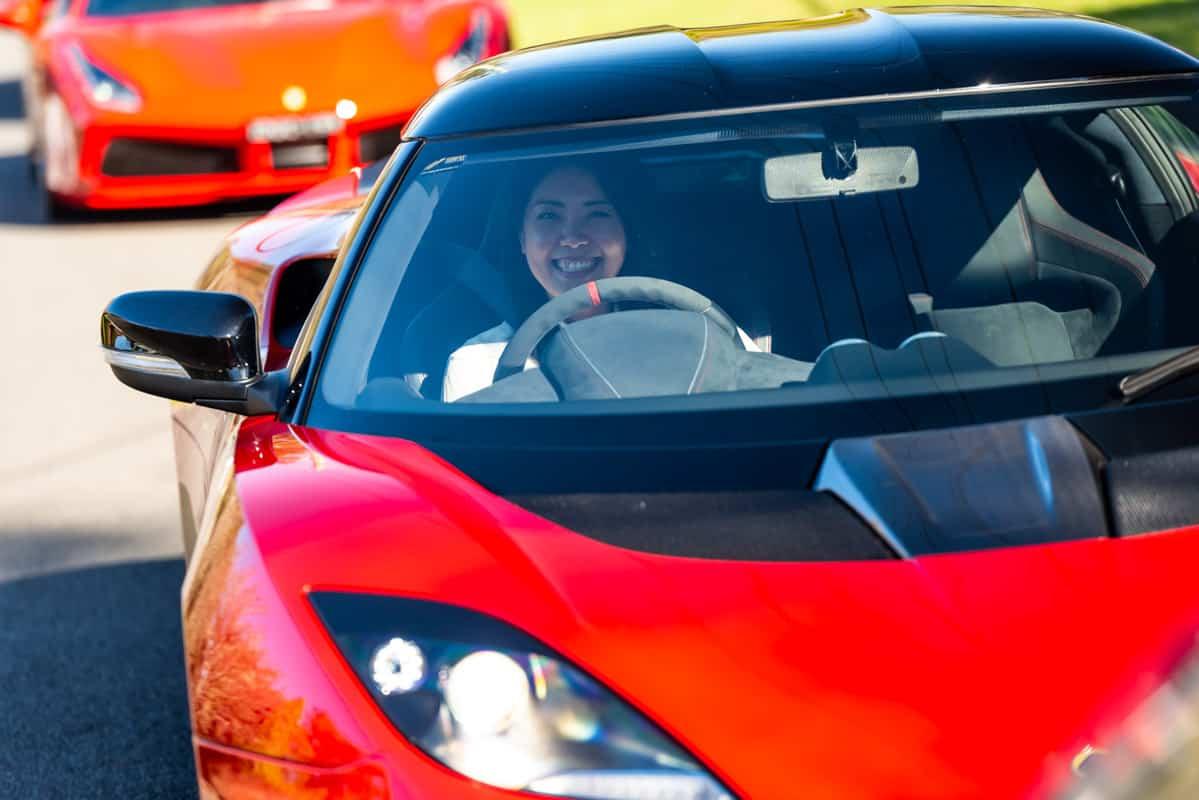 Test drive a Lotus Sports car in Australia