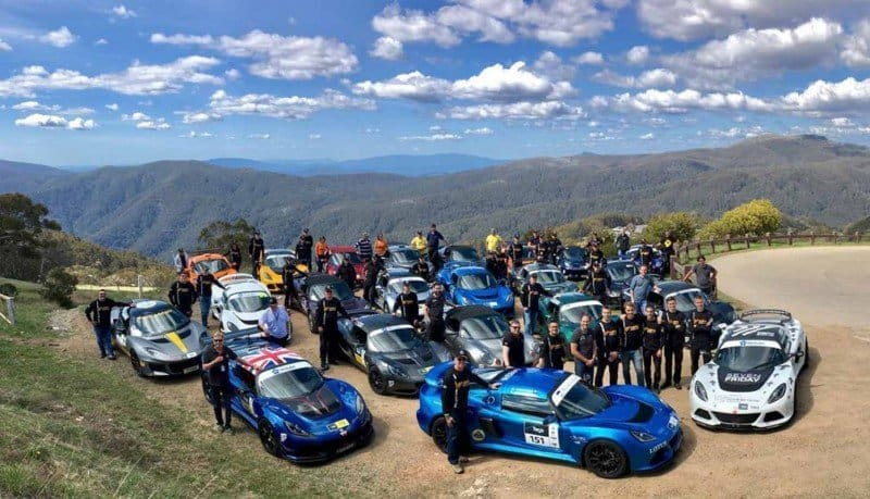 What is the best car for a Targa Rally in Australia of